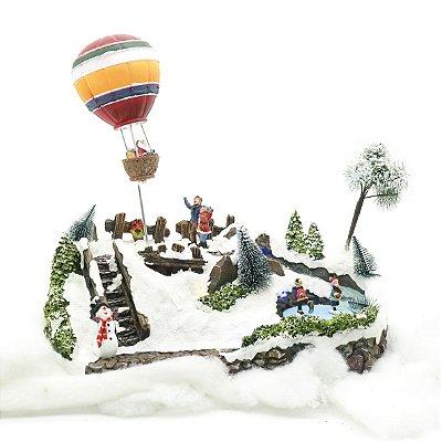 Parque com Balão
