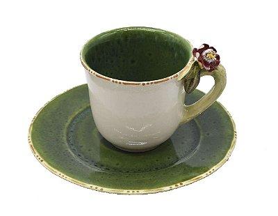 Xícara de café cacau Zanatta Casa