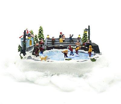 Brinquedo Pista de Hockey