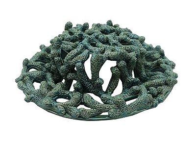 Chapéu de coral acqua Zanatta Casa