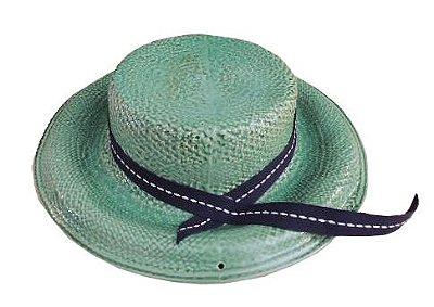 Chapéu verde fresco Zanatta Casa