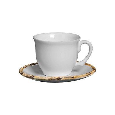 Xicara de Chá Bambu