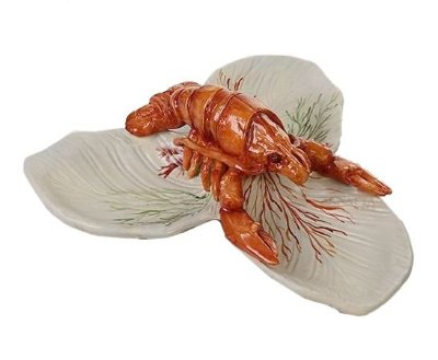 Petisqueira 3 folhas G com lagosta zanatta casa