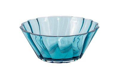 Bowl saladeira acrílico waves
