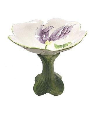 Taça Tulipa roxa