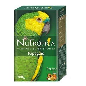 NUTRÓPICA PAPAGAIO FRUTAS - 300gr
