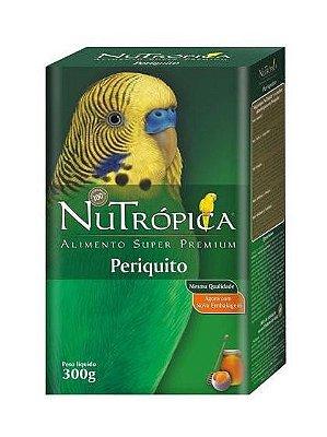 NUTRÓPICA FRUTAS PERIQUITO - 300gr