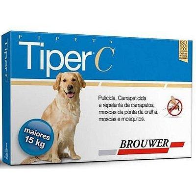 TIPER C 4ml - ACIMA DE 15kg