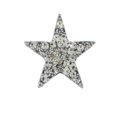 Broche Armazem RR Bijoux estrela grafite