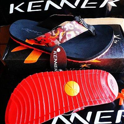 Kenner Kivar Camuflada Vermelha