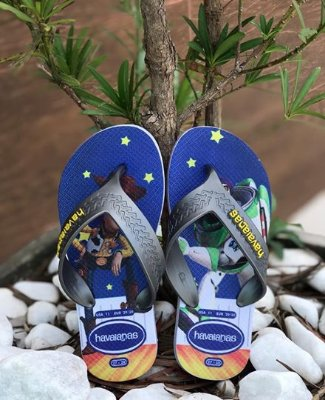 Havaianas Kids Personagens Toy Story