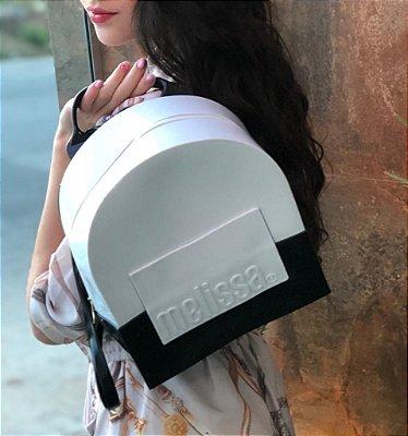 Bolsa Mochila Essential Back Pack - Branca