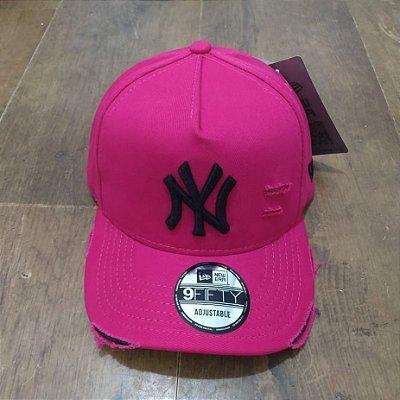 Boné New Era 940 Pink