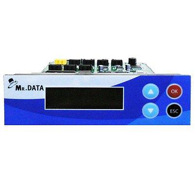 Controladora Mr. Data Sata para 12 Gravadores