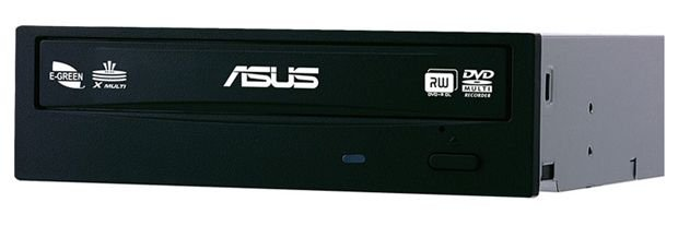 Drive Gravador DVD e CD ASUS Modelo DRW -24F1MT B