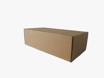 Caixa de papelão tipo sedex número 8 para empresas de e-commerce (PCT com 50 unidades)