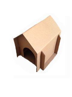 Kit com 8 casinhas de cachorro - Tamanho P