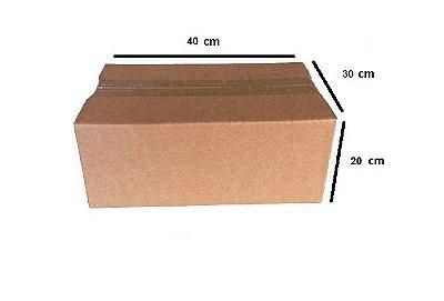 Caixa de papelão para correio número 10  - (PCT com 25 und)