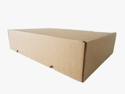 Caixa de papelão tipo Sedex número 9 Medidas: 43 x 31,5 x 10 cm - PCT com 50 UND