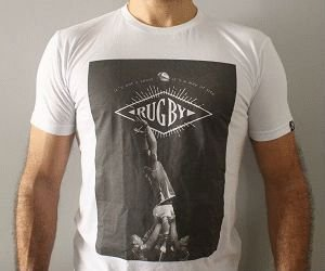 Camiseta Lineout Try73
