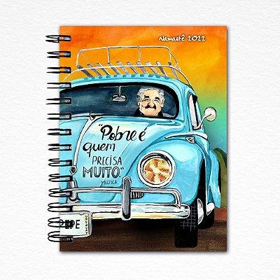 Mujica Espiral - Agenda Namastê 2022