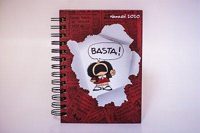 Capa Mafalda - Agenda Namastê 2020