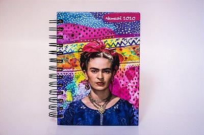 Capa Frida - Agenda Namastê 2020