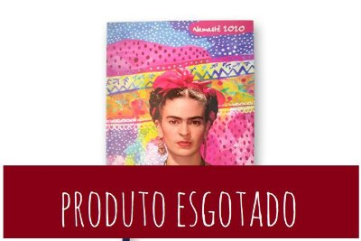 ESGOTAGO! Capa Frida Costurada