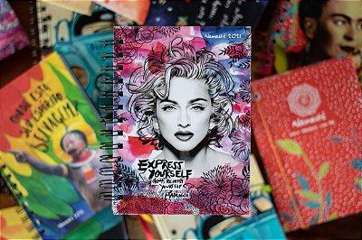 Madonna Espiral - Agenda Namastê 2021