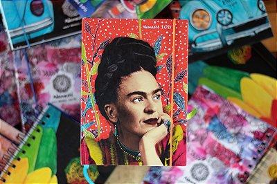Frida Kahlo Livro - Agenda Namastê 2021