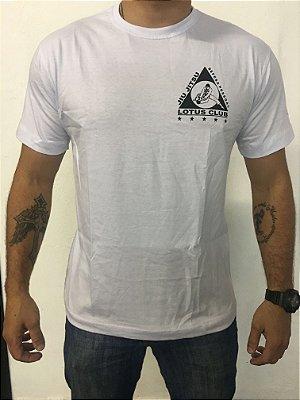 Camiseta Lotus Branca