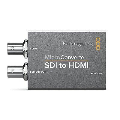 Micro Conversor SDI para HDMI