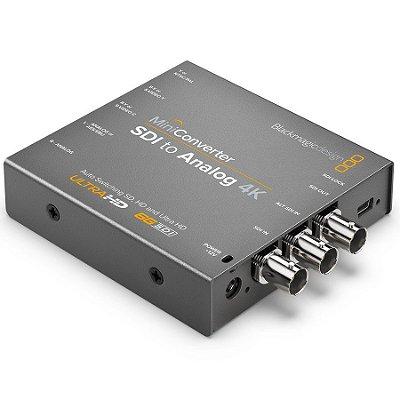 Miniconversor SDI para Analógico 4K