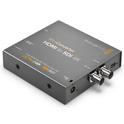 Miniconversor HDMI para SDI 4K