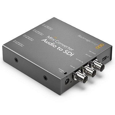 Miniconversor Áudio para SDI