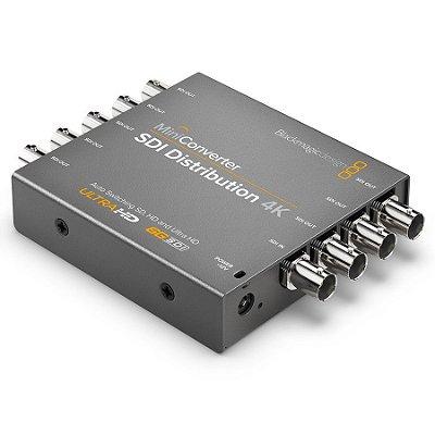 Miniconversor de Distribuição SDI 4K