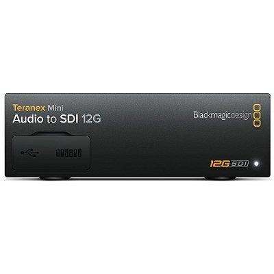 Teranex Áudio para SDI