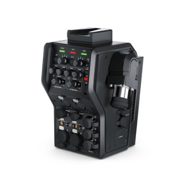 Blackmagic Camera e Studio Fiber Converters