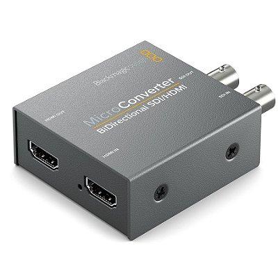 Micro Converter BiDirectional SDI/HDMI wPSU