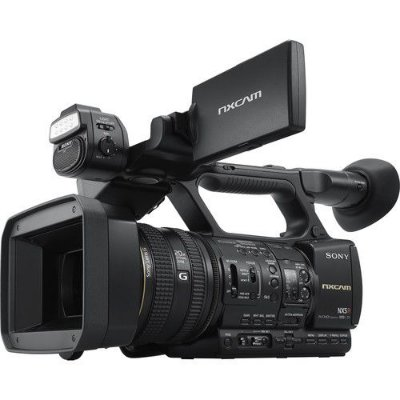 Câmera HXR-NX5R
