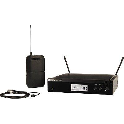 Microfone de Lapela Shure BLX14R/W93-J10