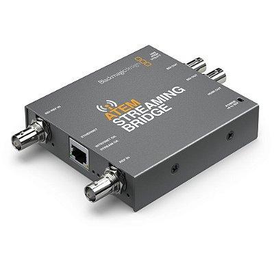Blackmagic Design ATEM Streaming Bridge para ATEM Mini Pro Streaming Switchers
