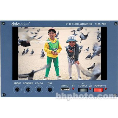 "Datavideo TLM700 7"" LCD Monitor"
