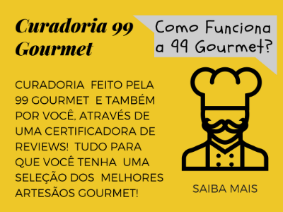 Curadoria 99 Gourmet