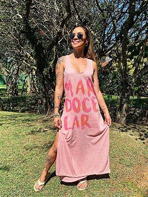 Saída / Vestido Longo - MAR DOCE LAR