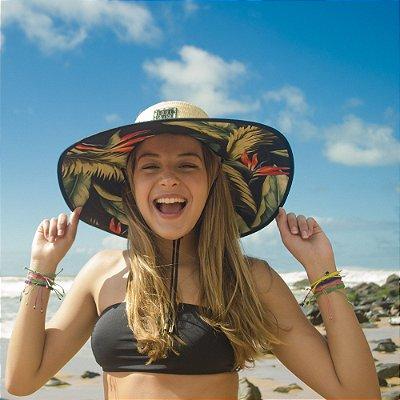 Chapéu de Palha - Pura Vida - Loja Soul Sal e Sol 8206c161ef9
