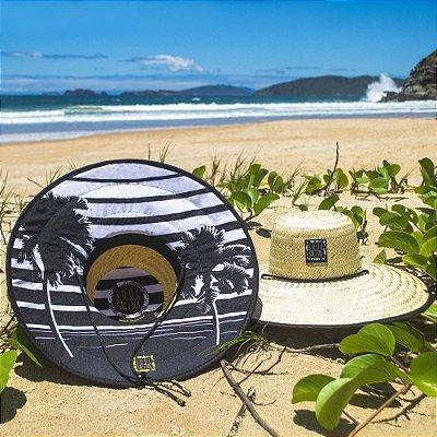 Chapéu de Palha - Coqueiro Listras