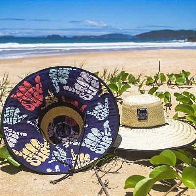 Chapéu de Palha - Surf Hang loose