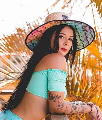 Chapéu de Palha - Sereia