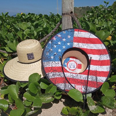 Chapéu de Palha - Estados Unidos
